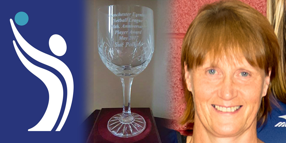Sue Pollard Wins MENL Player Award